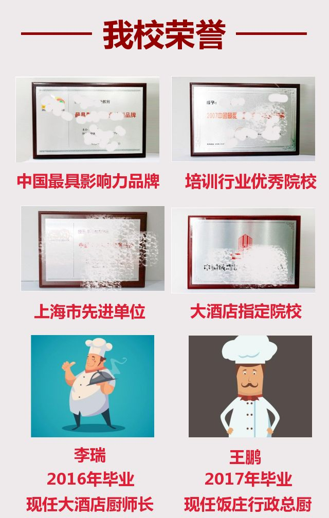 厨师 厨师培训 烹饪学校 西点培训 西餐培训 中餐培训 教育学校 技能培训 职业技能