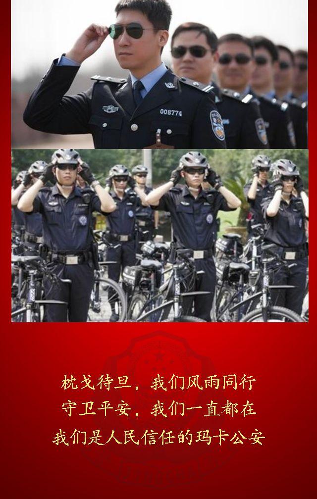公安年度报告/年度总结/年度工作汇报