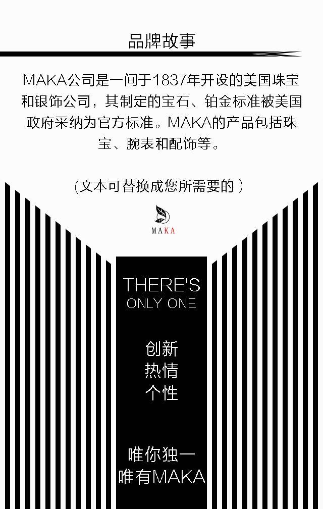 双十一 高端品牌推广宣传促销