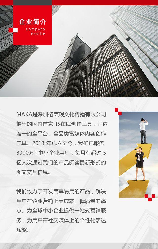 国际化极简约大气企业公司品牌形象历程产品介绍宣传画册 经典创意设计时尚商务推广告