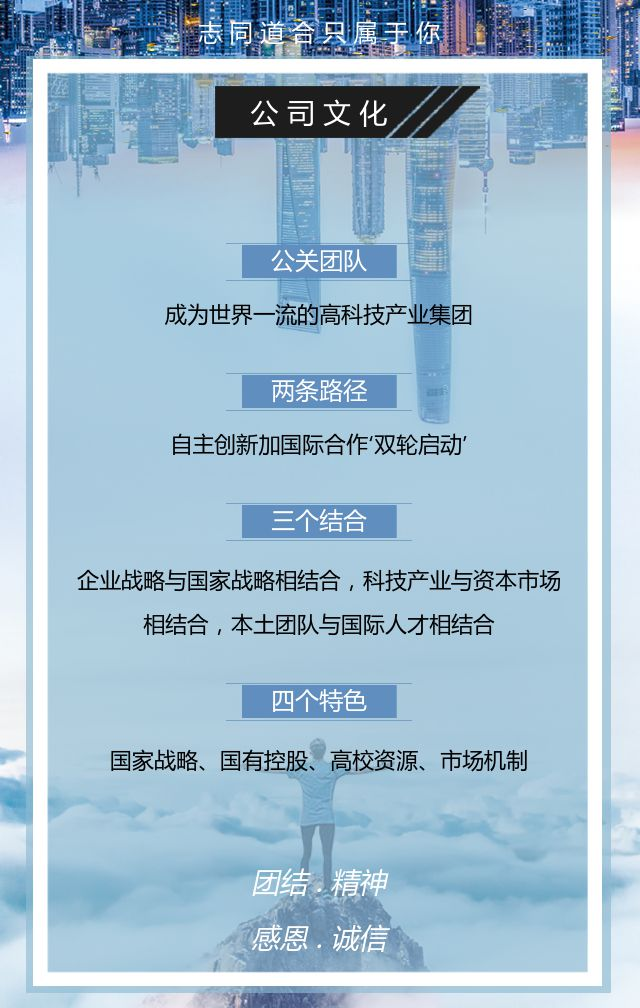 企业团建相册企业宣传公司宣传h5