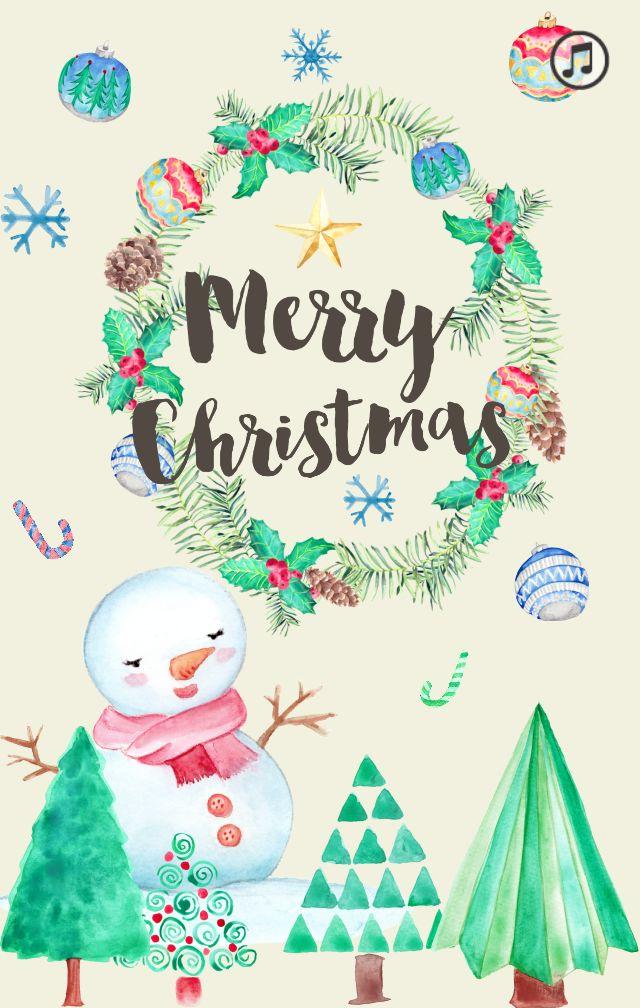 圣诞祝福函