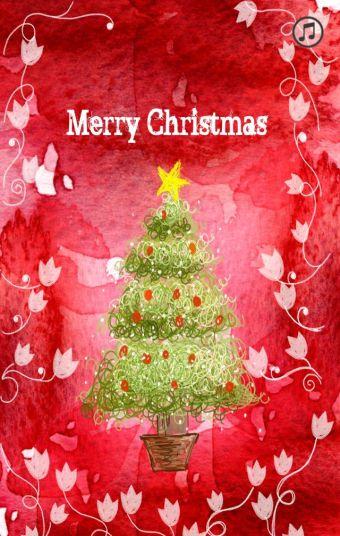 圣诞节节日祝福通用模板