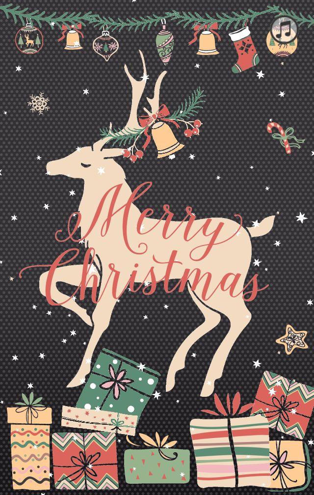 圣诞活动通用模板