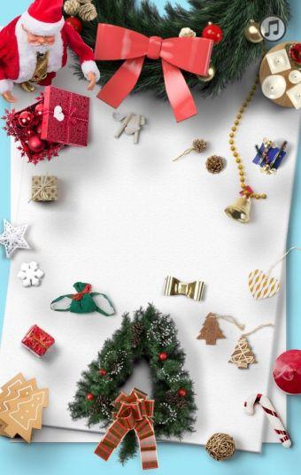 圣诞,活动通用版