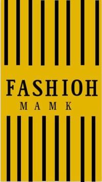动感魅力时尚图形时尚相册促销宣传