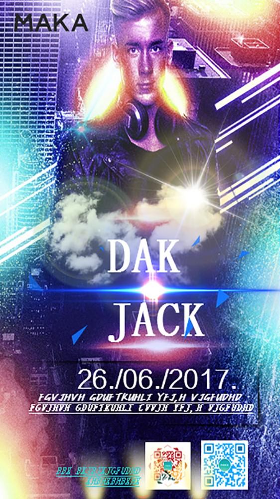 JACK邮件海报