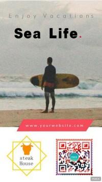 时尚海报 滑板运动 炫酷时尚漂移 促销