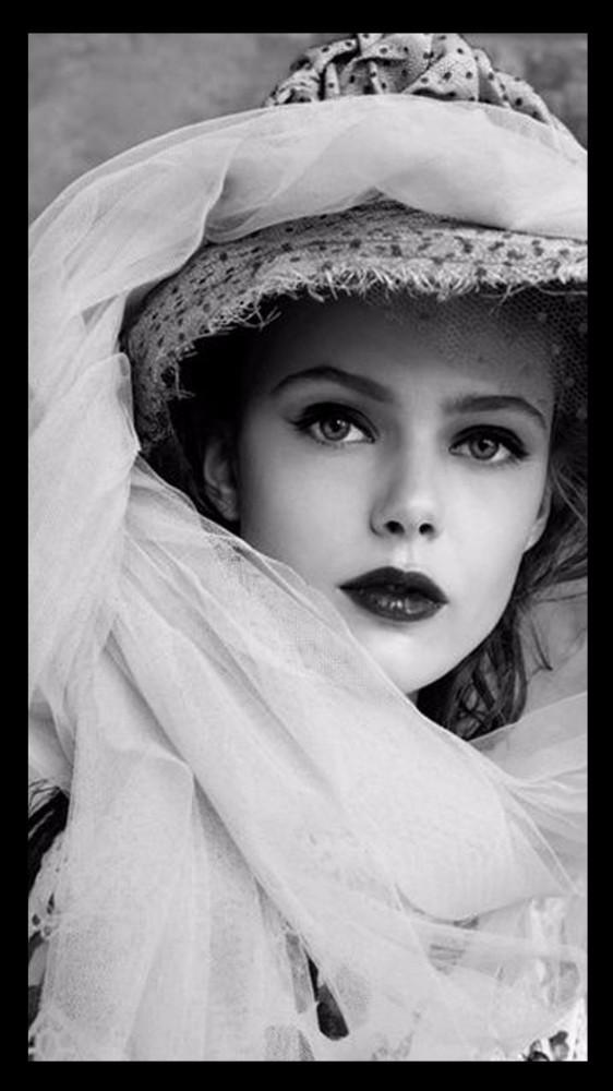 黑白照片摄影集