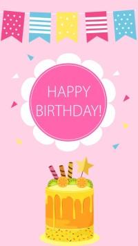 生日快乐祝福