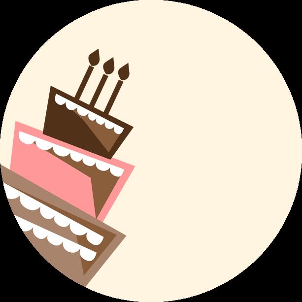 个人生日祝福贺卡_微信h5页面_maka