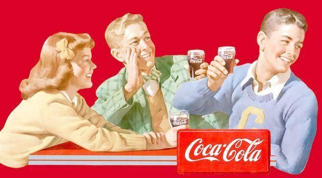 好看的复古开业海报大全 带你欣赏经典优质海报