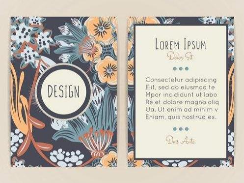不同风格邀请函海报怎么做 邀请函海报设计要点