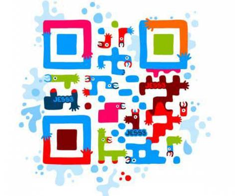 微信二维码设计案例分享 来学习大神们的创意设计