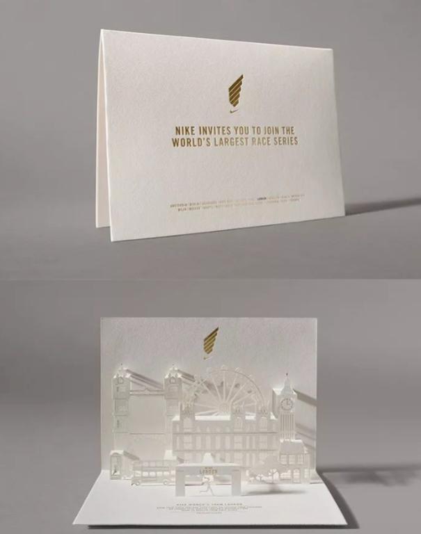 创意邀请卡设计分享 让人一看就想赴约