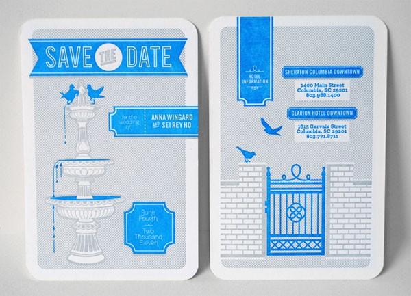 邀请卡设计图案选择指南 让你的卡片栩栩如生