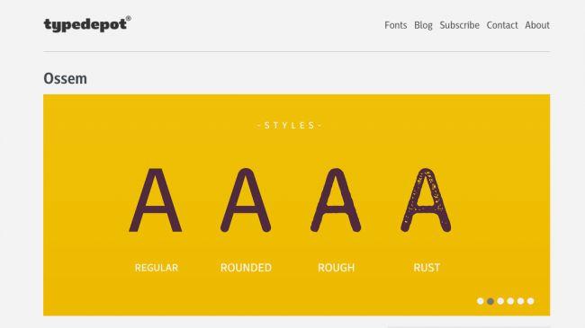 创意招聘H5用什么字体合适 创意字体素材哪里找