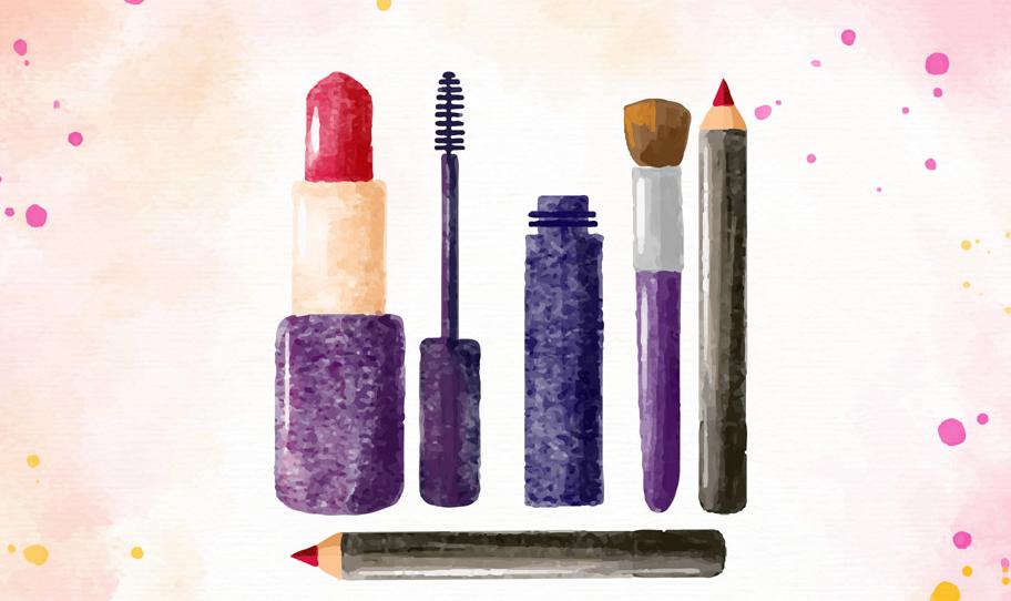 化妆品促销海报设计套路 这些内容你必须掌握