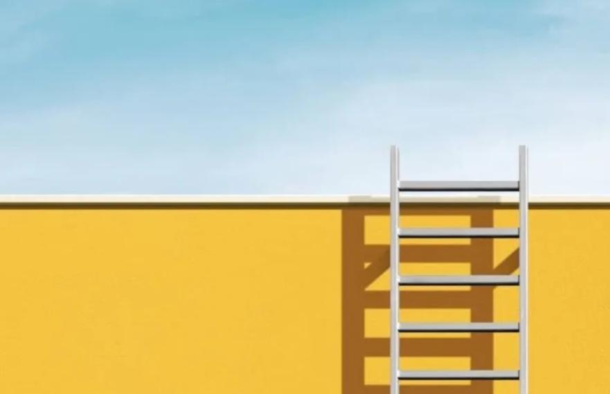 彩色建筑物朋友圈封面设计图片 万千世界五彩斑斓