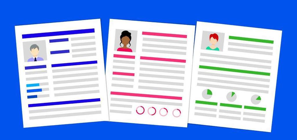 简历设计排版干货分享 让HR满意的简历都这么排版