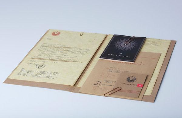 创意简历设计欣赏 HR都喜欢的创意简历设计分享