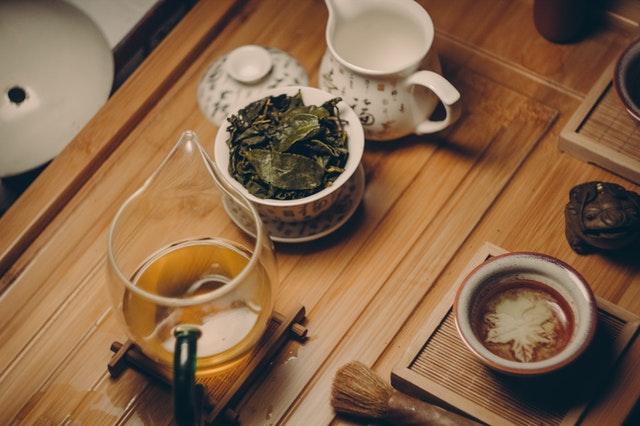 茶叶不干胶设计要素盘点 茶叶产品标签知多少