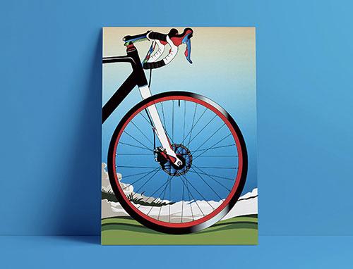 海报设计排版案例赏析  海报这么做酷爆了!