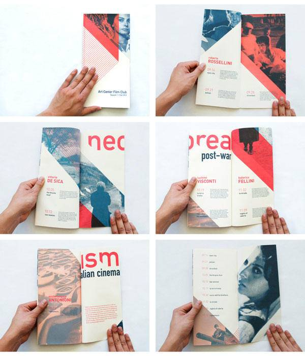 创意宣传单设计作品分享 一起来找找灵感吧