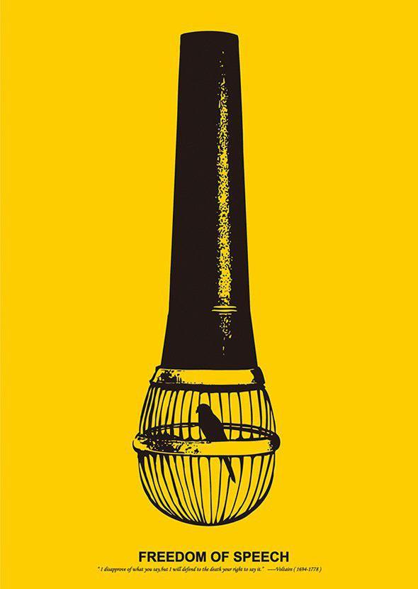 海报设计示范分享 著名海报设计示范有哪些