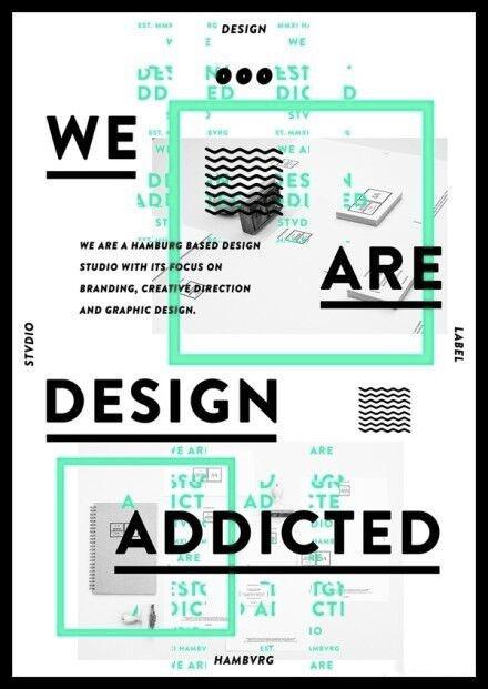 海报设计排版详解  一张海报告诉你文字的重要性