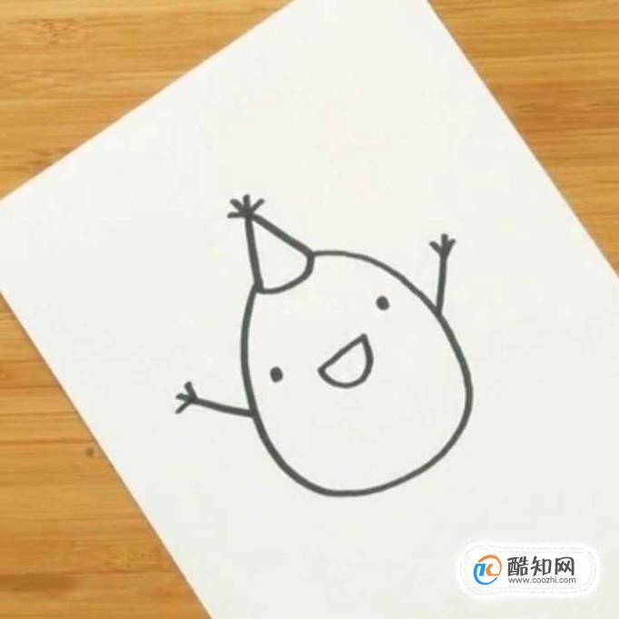 手绘生日贺卡海报教程 如何手绘女朋友生日贺卡