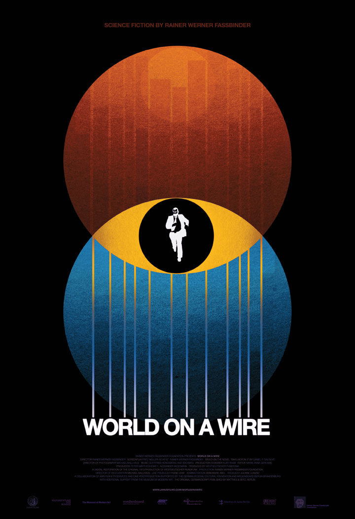 电影海报设计案例解读  科幻电影怎么设计海报
