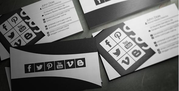 社交名片设计技巧盘点 社交名片需要包含什么元素