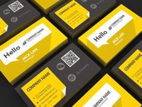 社交名片设计思路分享 如何构思设计一张社交名片