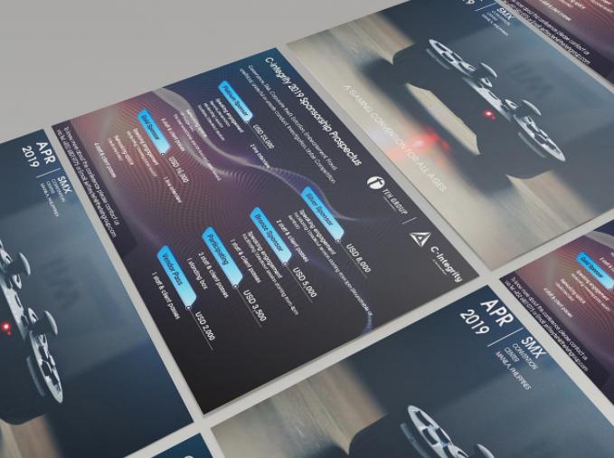 宣传单设计素材分享 来看看这些宣传单背景素材