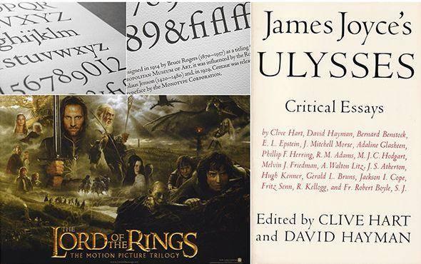 宣传海报设计英文字体推荐 不同风格总有一款适合你