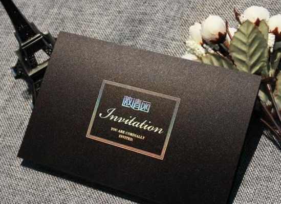 邀请卡设计思路解读  告诉你制作邀请卡的秘诀