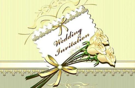 邀请卡设计方法分享 手写邀请卡如何写?