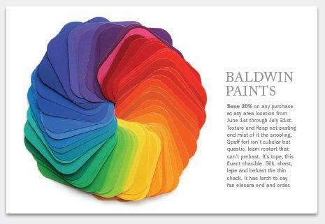 明信片设计方法分享 你必须知道的明信片设计方法