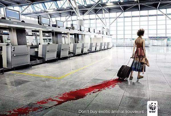 公益海报设计图片盘点 每一句提醒都建立在事实上