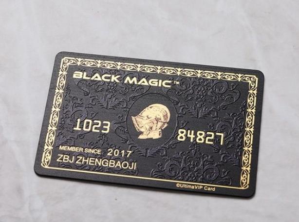 创意会员卡设计参考  有哪些可以参考的创意会员卡?