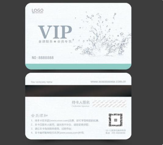 会员卡设计干货分享 常见会员卡类型有哪些