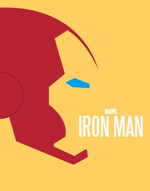 简约风格电影海报设计赏析 你认得出是哪些电影吗