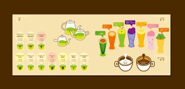 菜单设计原则解读 菜单设计制作的原则是什么?