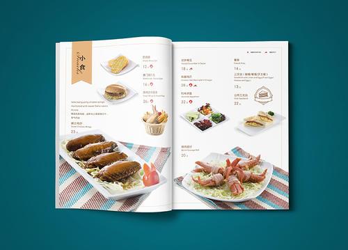 菜单设计尺寸分享 一般菜单的尺寸有哪些