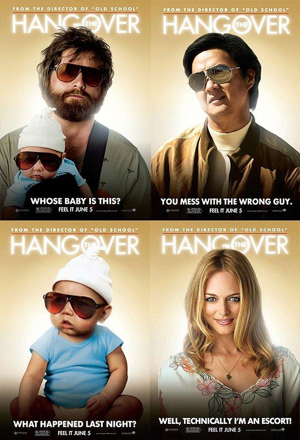 电影海报设计技巧分享 这些电影海报设计要点最重要