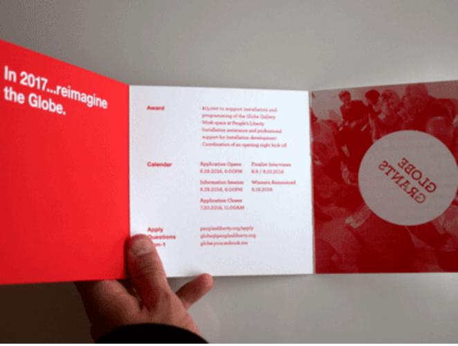 折页设计颜色说明 这些颜色设计方法让三折页设计更出彩