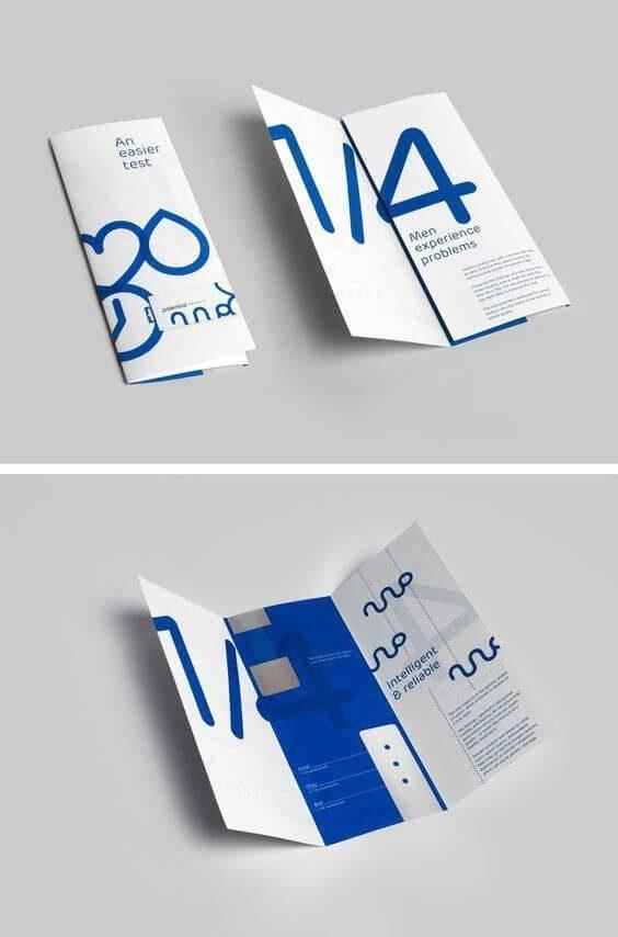 折页设计技巧分享 设计折页有什么文字技巧