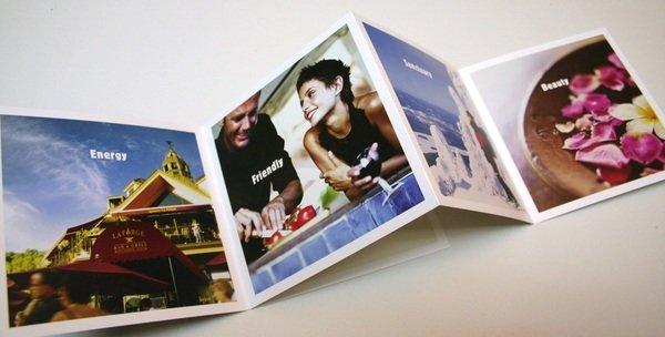酒店宣传折页设计案例欣赏 有哪些有创意的酒店宣传折页