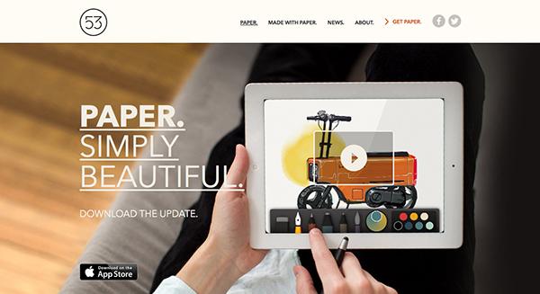 视频设计网站分享 那些完美运用视频元素的国外网站